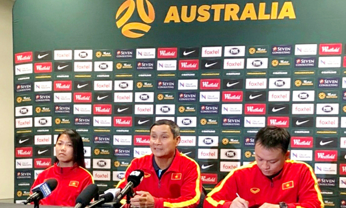 Olympic qualifiers: Vietnam stay realistic ahead of Australia clash