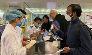 Vietnam mulls health declaration for all Vietnamese citizens