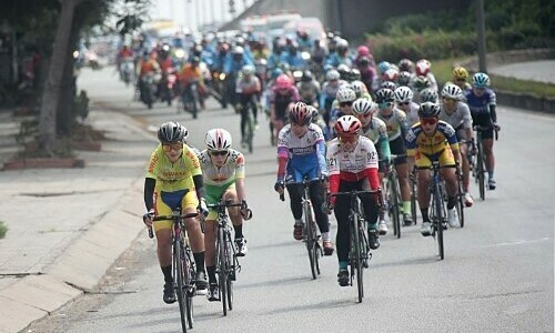 Thai cyclist scoops Binh Duong cup