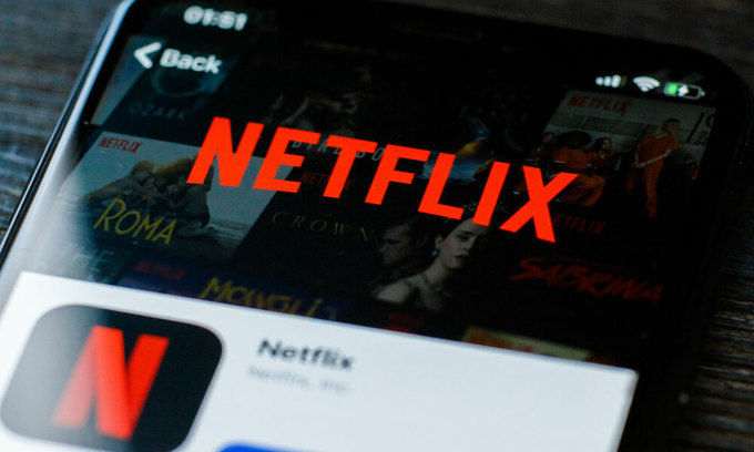 Netflix tops streaming services in Vietnam