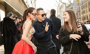 Celebrities asked to undergo health checks following Europe fashion weeks
