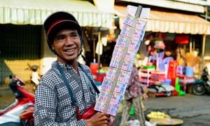 Vietnamese netizens express big lottery interest