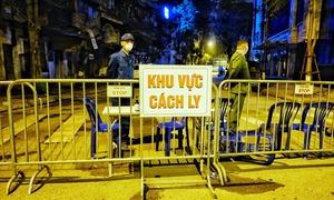 Vietnam prepares large-scale quarantine in Covid-19 fight