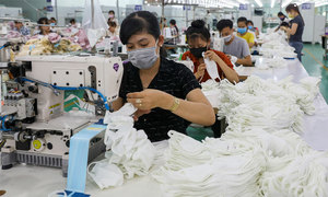 Vietnam mulls 5-month tax delay for epidemic-hit businesses
