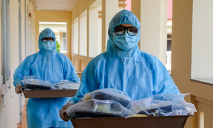 Passengers, crew on UK-Vietnam flight quarantined on Covid-19 suspicions