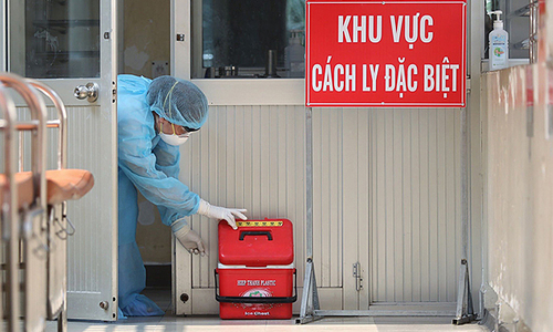 HCMC hunts British man playing hooky from being quarantined