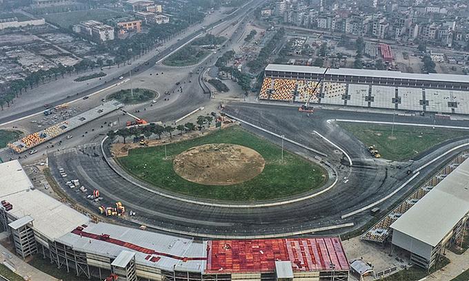 Hanoi F1 race canceled as Covid-19 races ahead