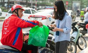 Saigonese spend more on food online than Hanoians: survey