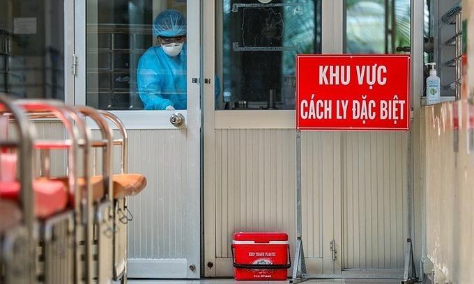 Saigon man is Vietnam's 48th Covid-19 patient