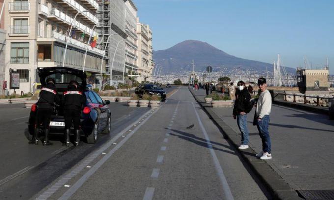 Vietnamese citizens in Italy try to crack coronavirus 'mystery'
