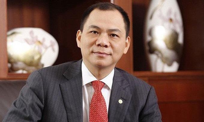 Vietnam's richest man off top 300 billionaires list
