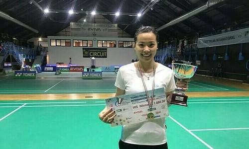 Linh grabs Vietnam's sole Olympic women's badminton slot