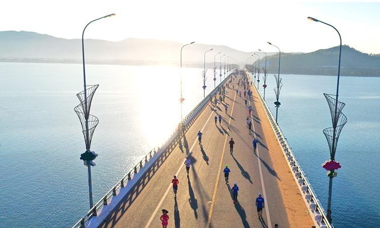 VnExpress Marathon Quy Nhon in June 2019