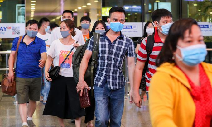 Get health checks asap, Vietnam tells passengers of eight Covid-19 infected flights