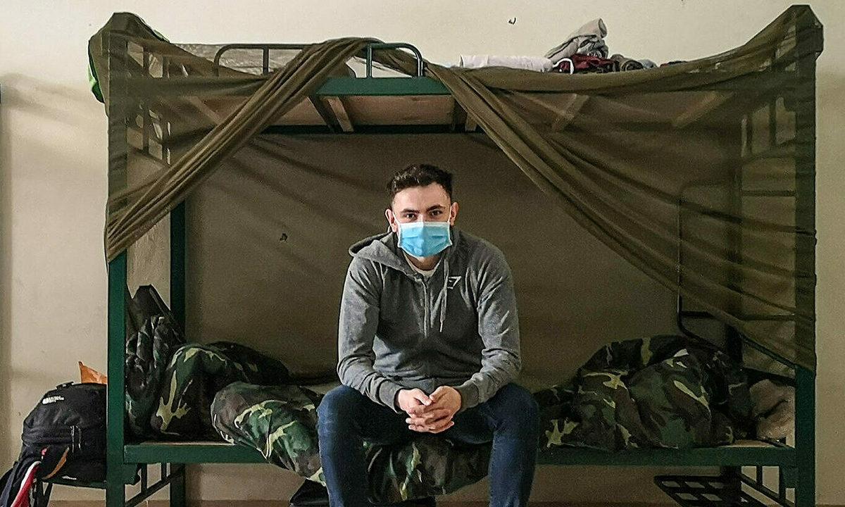 Vietnam Has Been Preparing Brit Man From Coronavirus Quarantine Camp Vnexpress International