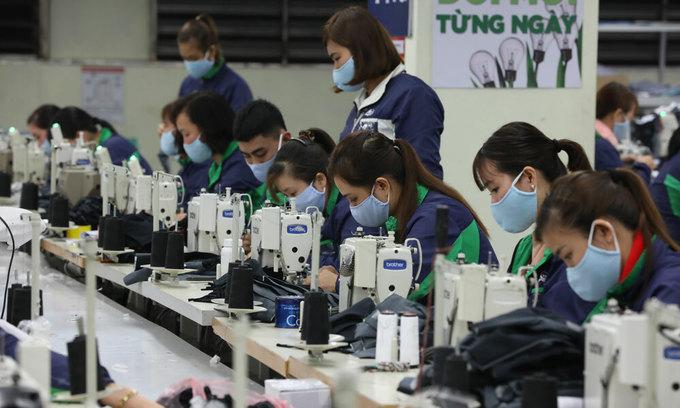 Skewed allocation mars Vietnam mask supply