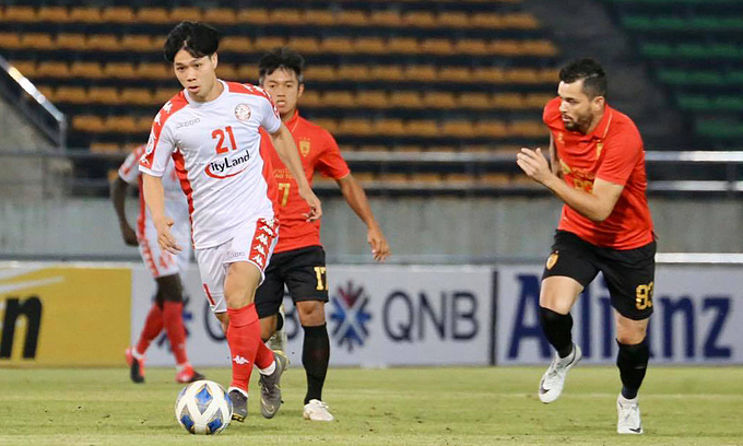 Covid-19 restrictions cause AFC Cup postponement
