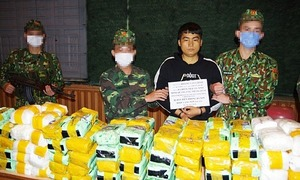 Police probe three drug traffickers in northern Vietnam
