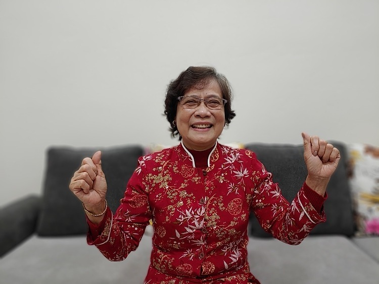 Doctor Nguyen Thi Lai. Photo by VnExpress/Thuy Quynh.