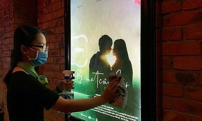 Covid-19 freezes Vietnamese showbiz