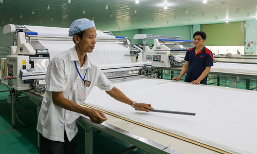 Textile industry suffers as EU, US buyers cancel orders