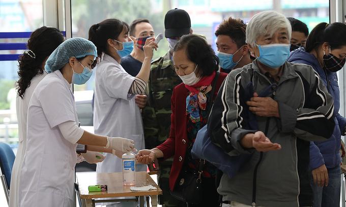 Vietnam tells seniors to stay at home to avoid coronavirus risk