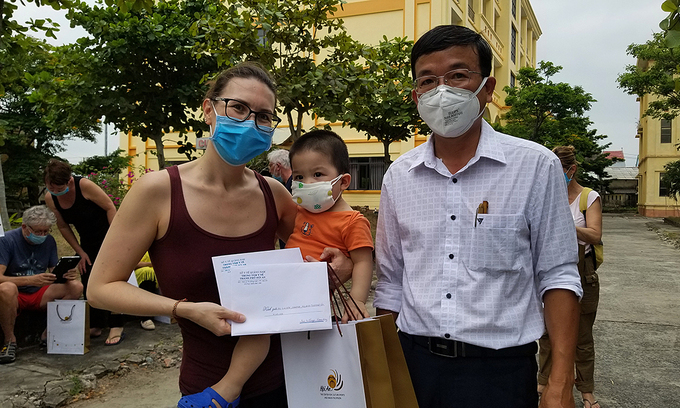 280 foreigners in central Vietnam complete quarantine