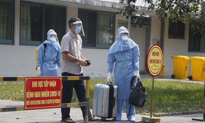 British Covid-19 patient in Hue discharged