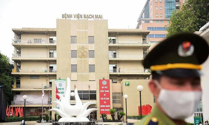 Hospital related Covid-19 cases take Vietnam total to 179