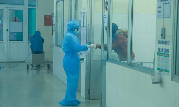 American tourist caught after Vietnam quarantine bolt