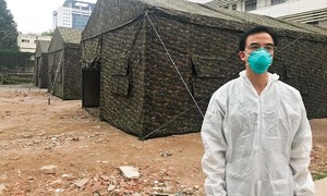 Covid-19 lockdown: Hanoi hospital lacks food, necessities for 3,500 inmates