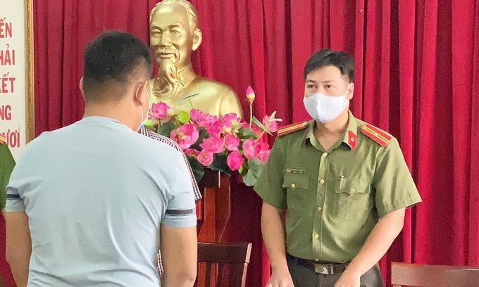 Saigon man fined for spreading lockdown fake news