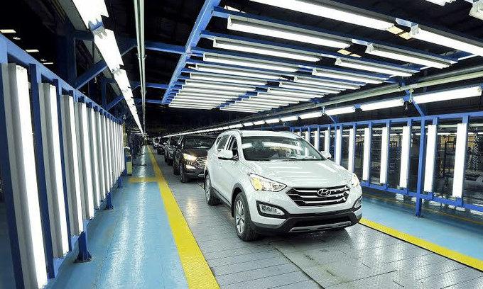 Honda, Hyundai assembler close plants for fortnight