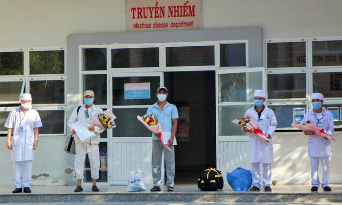 Vietnam discharges patients infected at Malaysian religious event