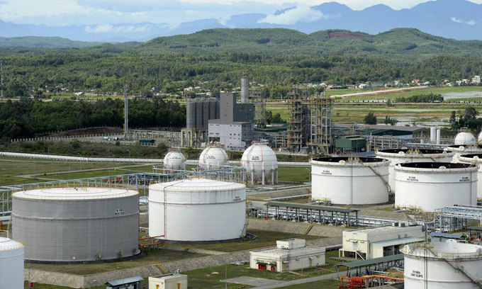 Dung Quat refinery mulls production stoppage