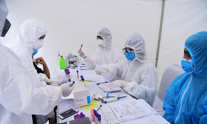 Novel coronavirus cases in Vietnam climb to 237
