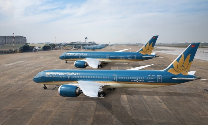 10,000 Vietnam Airlines staff take unpaid leave over Covid-19 crisis
