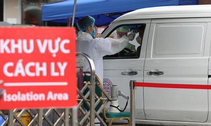Vietnam coronavirus suspects drop by nearly 1,000
