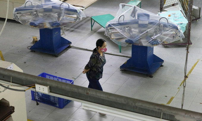 Textile, auto, timber industries struggle as coronavirus exacts toll