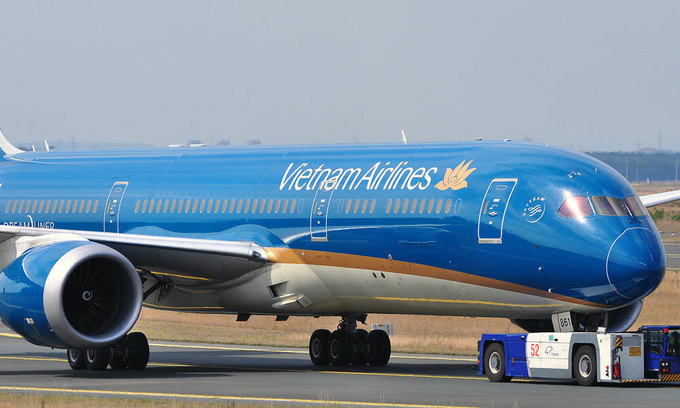 Vietnam Airlines seeks $500 mln government support