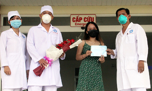 Vietnam declares four more patients Covid-19 free