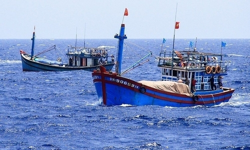 US 'seriously concerned' over China sinking Vietnamese fishing boat