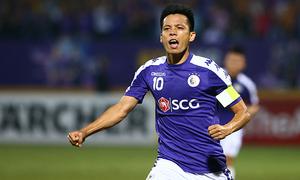 Two Vietnamese footballers enter AFC Cup top scorer ranking
