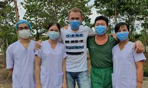 Discharged Czech patient praises Vietnam's 'professional and humane' pandemic fight