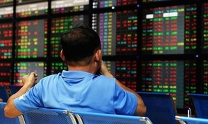 Number of new stock trading accounts surge in March