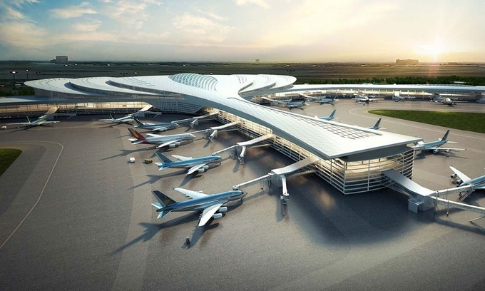Disburse Long Thanh Airport funds within the year: PM