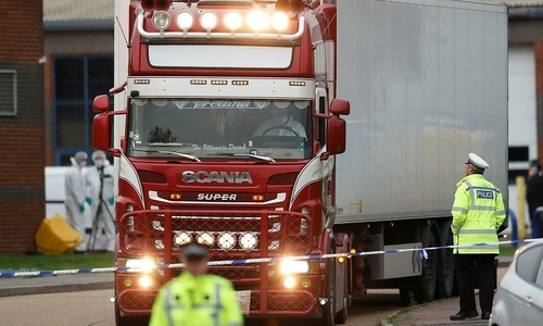 Northern Irish driver pleads guilty over 39 Vietnamese truck deaths