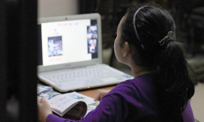 Hackers harass children in online classrooms