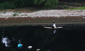 Northern Vietnam suffers severe pollution