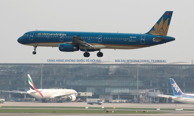 Vietnam Airlines divests stake in Cambodia Angkor Air
